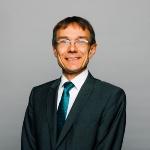 Dieses Bild zeigt  Dr.-Ing. Harald Drück