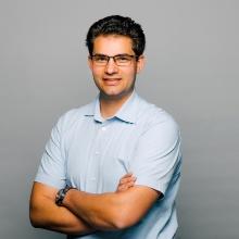 Dieses Bild zeigt  Dr.-Ing. Tobias Henzler